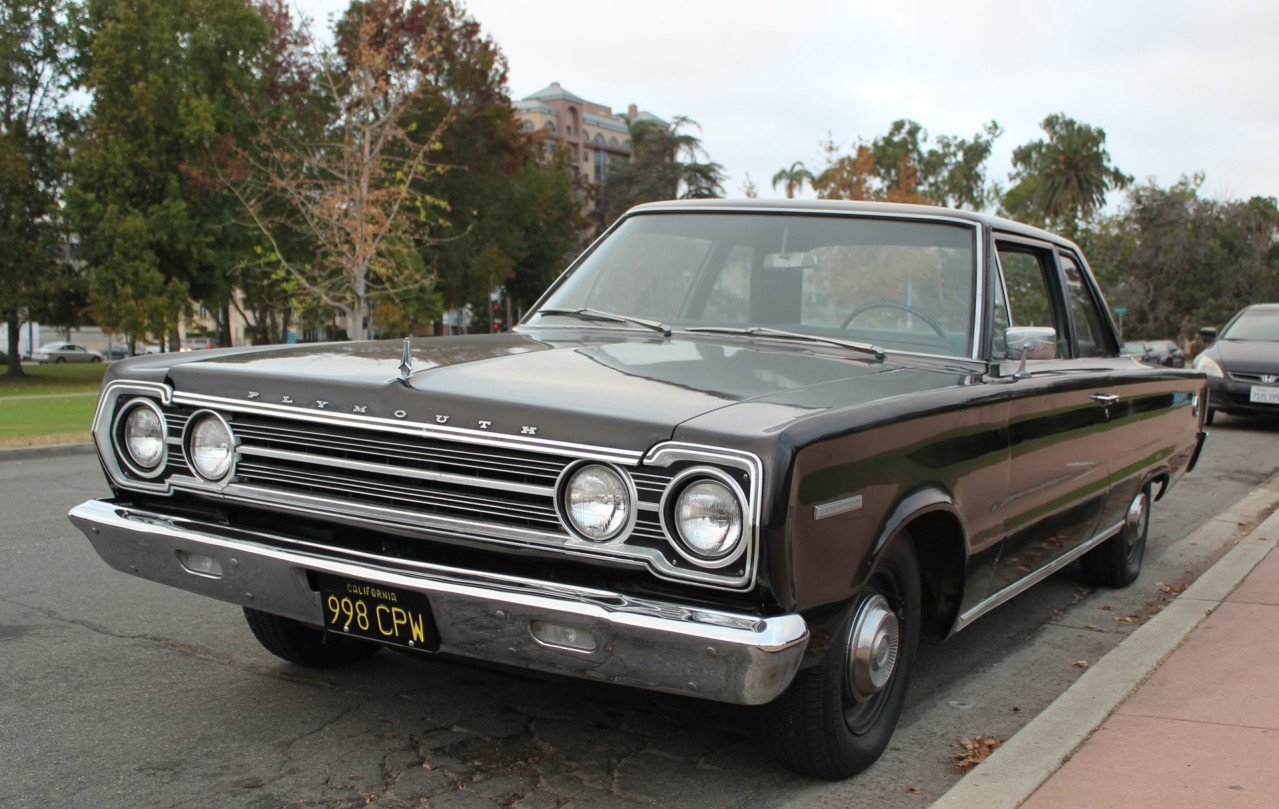 1967 Plymouth Belvedere For Sale Near San Diego