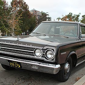 1967 Plymouth Belvedere for sale 100776698