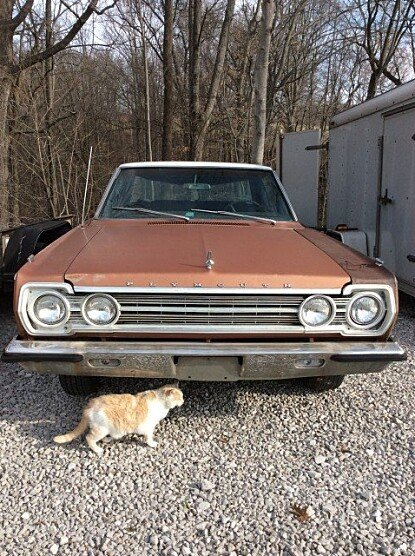 1967 Plymouth Belvedere for sale 100942626