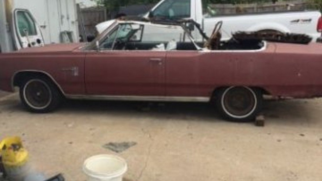 1967 Plymouth Fury for sale 101042552