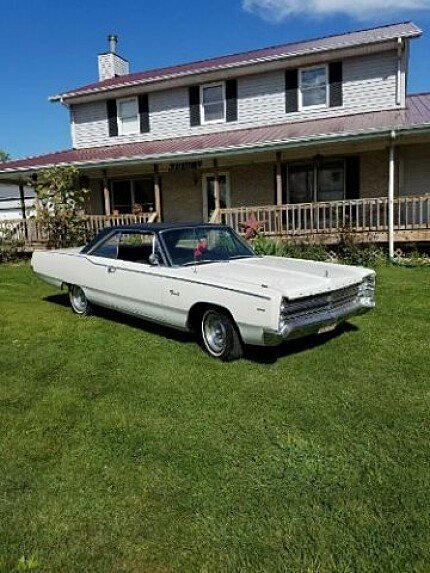 1967 Plymouth Fury for sale 101036692