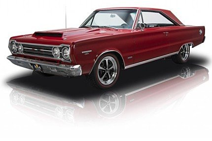 1967 Plymouth GTX for sale 100786399