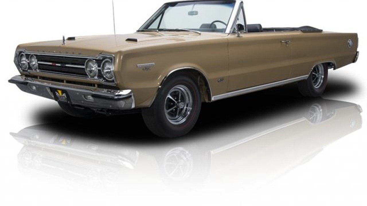 1967 Plymouth GTX for sale 100838314