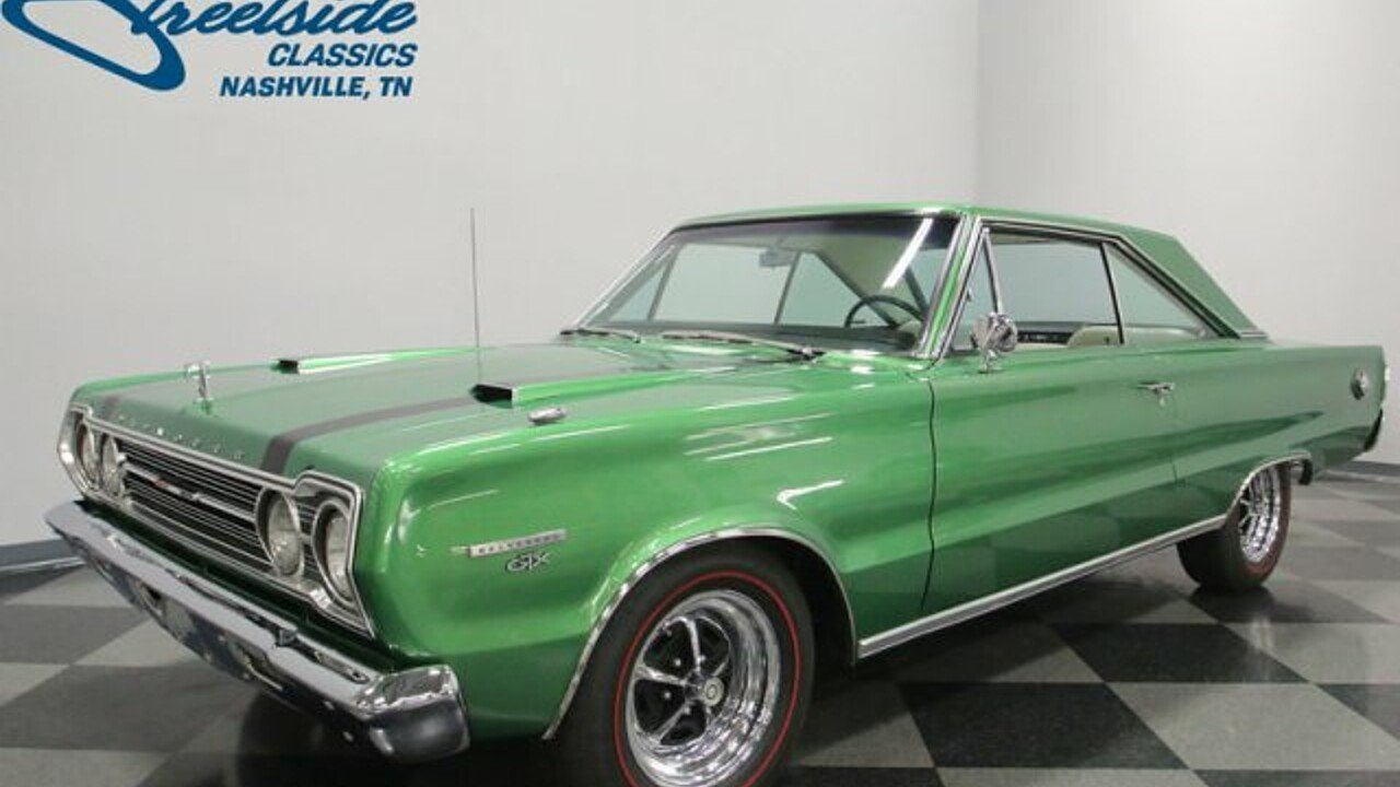 1967 Plymouth GTX for sale near LaVergne, Tennessee 37086 - Classics ...