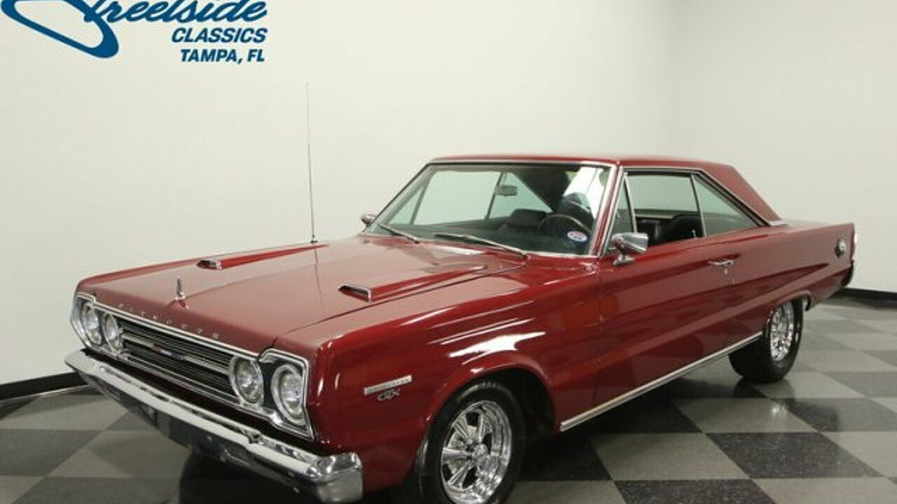 1967 Plymouth GTX for sale near Lutz, Florida 33559 - Classics on ...