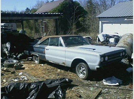 1967 Plymouth GTX for sale 100858542