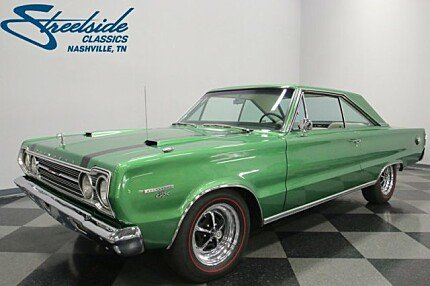 1967 Plymouth GTX for sale 100931970