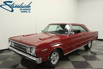1967 Plymouth GTX for sale 100969288