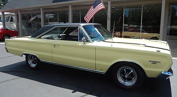 1967 Plymouth GTX for sale 101005087