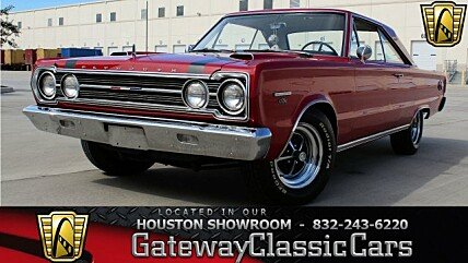 1967 Plymouth GTX for sale 101049997