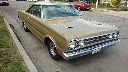 1967 Plymouth Satellite for sale 100771159