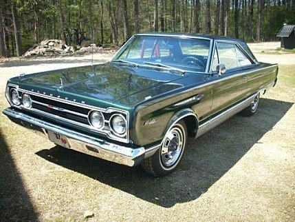1967 Plymouth Satellite for sale 100851242