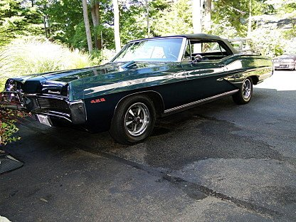 1967 Pontiac Bonneville for sale 100745594