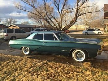 1967 Pontiac Bonneville for sale 100828542