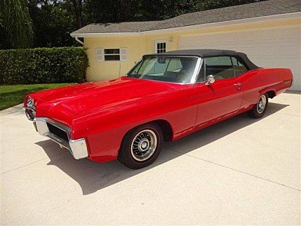 1967 Pontiac Bonneville for sale 100893548