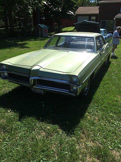 1967 Pontiac Catalina for sale 101011631