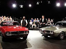 1967 Pontiac Firebird for sale 100867266