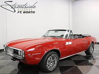 1967 Pontiac Firebird for sale 100895451