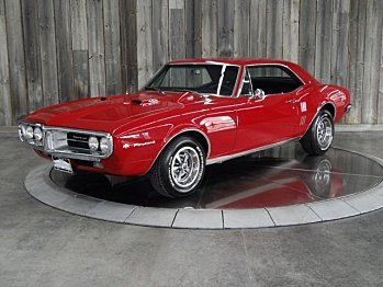 1967 Pontiac Firebird for sale 100959966