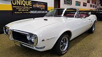 1967 Pontiac Firebird for sale 101000610