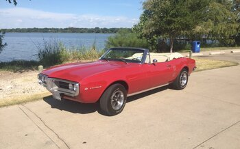 1967 pontiac firebird - Old American Muscle Cars For Sale
