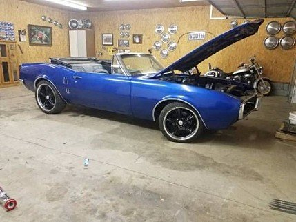 1967 Pontiac Firebird for sale 100856571