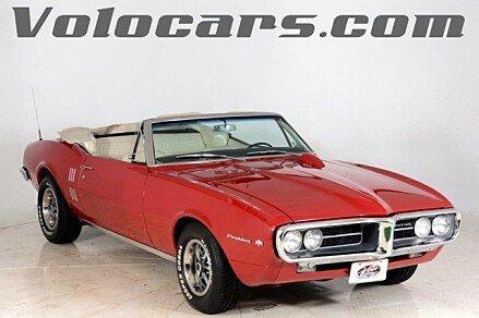 1967 Pontiac Firebird for sale 100882289