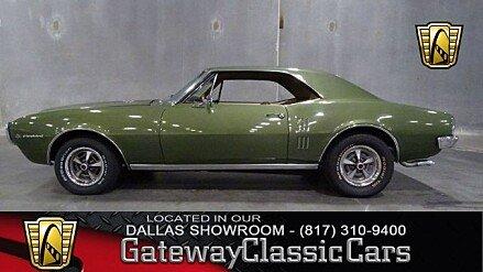 1967 Pontiac Firebird for sale 100934465