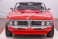 1967 Pontiac Firebird for sale 100992856