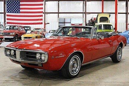 1967 Pontiac Firebird for sale 100995930