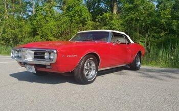 1967 Pontiac Firebird Convertible for sale 101026318