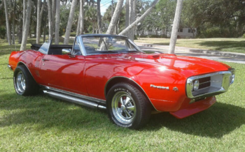 1967 Pontiac Firebird Convertible for sale 100981938