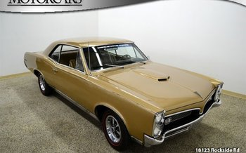 1967 Pontiac GTO for sale 100749290