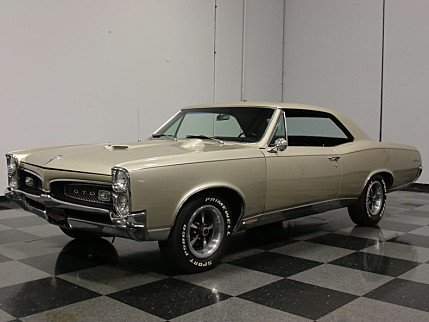 1967 Pontiac GTO for sale 100760484