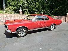 1967 Pontiac GTO for sale 100785279
