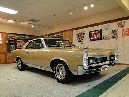 1967 Pontiac GTO for sale 100866524