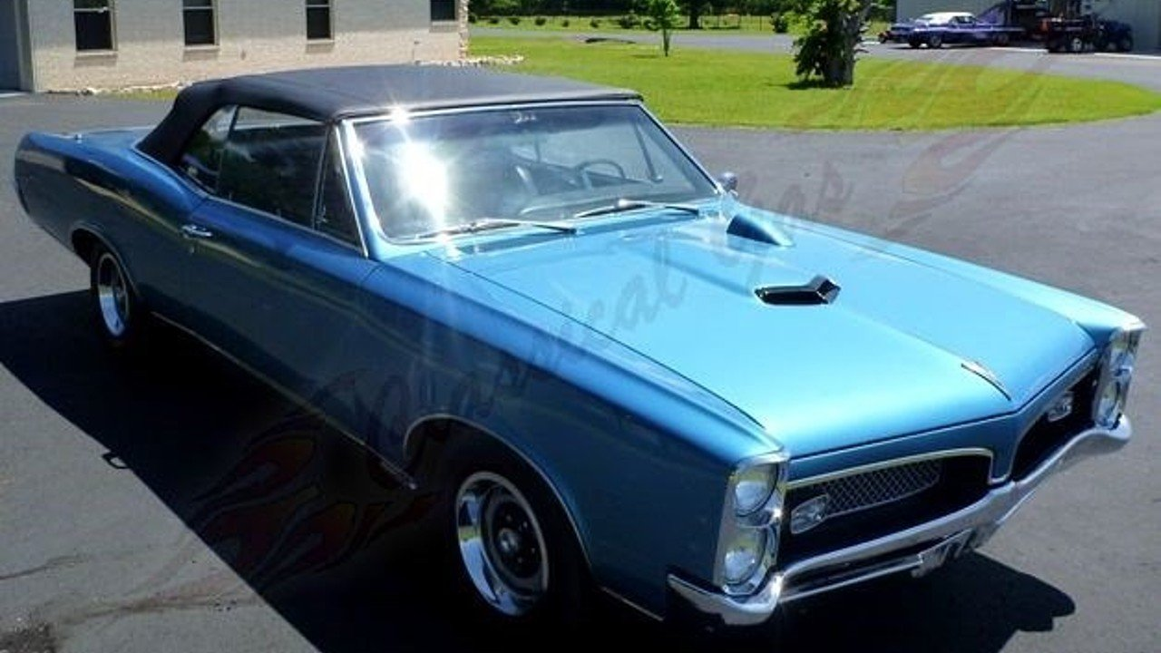 1967 Pontiac GTO for sale near Arlington, Texas 76001 - Classics on ...