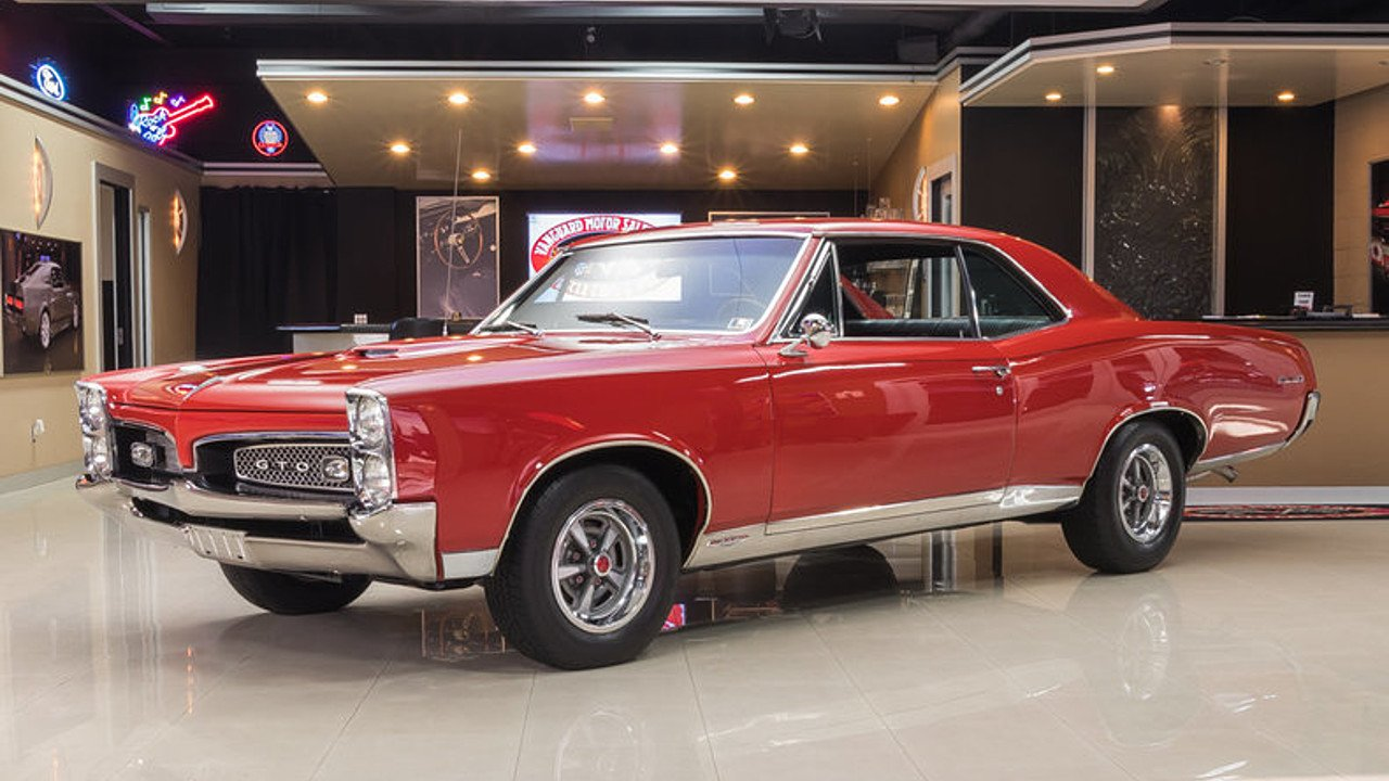 1967 Pontiac GTO for sale near Plymouth, Michigan 48170 - Classics ...
