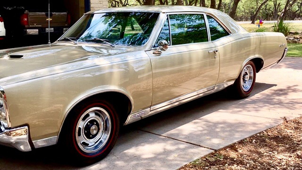 1967 pontiac gto for sale near georgetown texas 78628 classics on autotrader. Black Bedroom Furniture Sets. Home Design Ideas