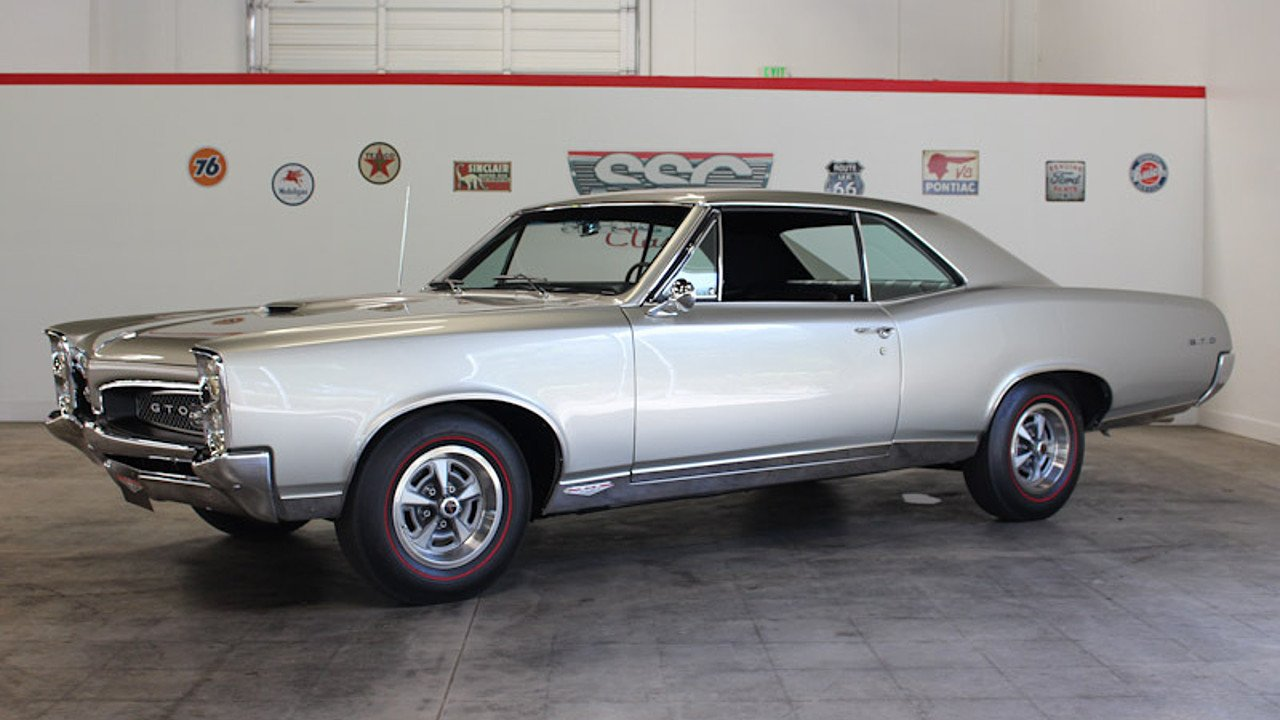 1967 Pontiac GTO for sale near Fairfield, California 94533 ...