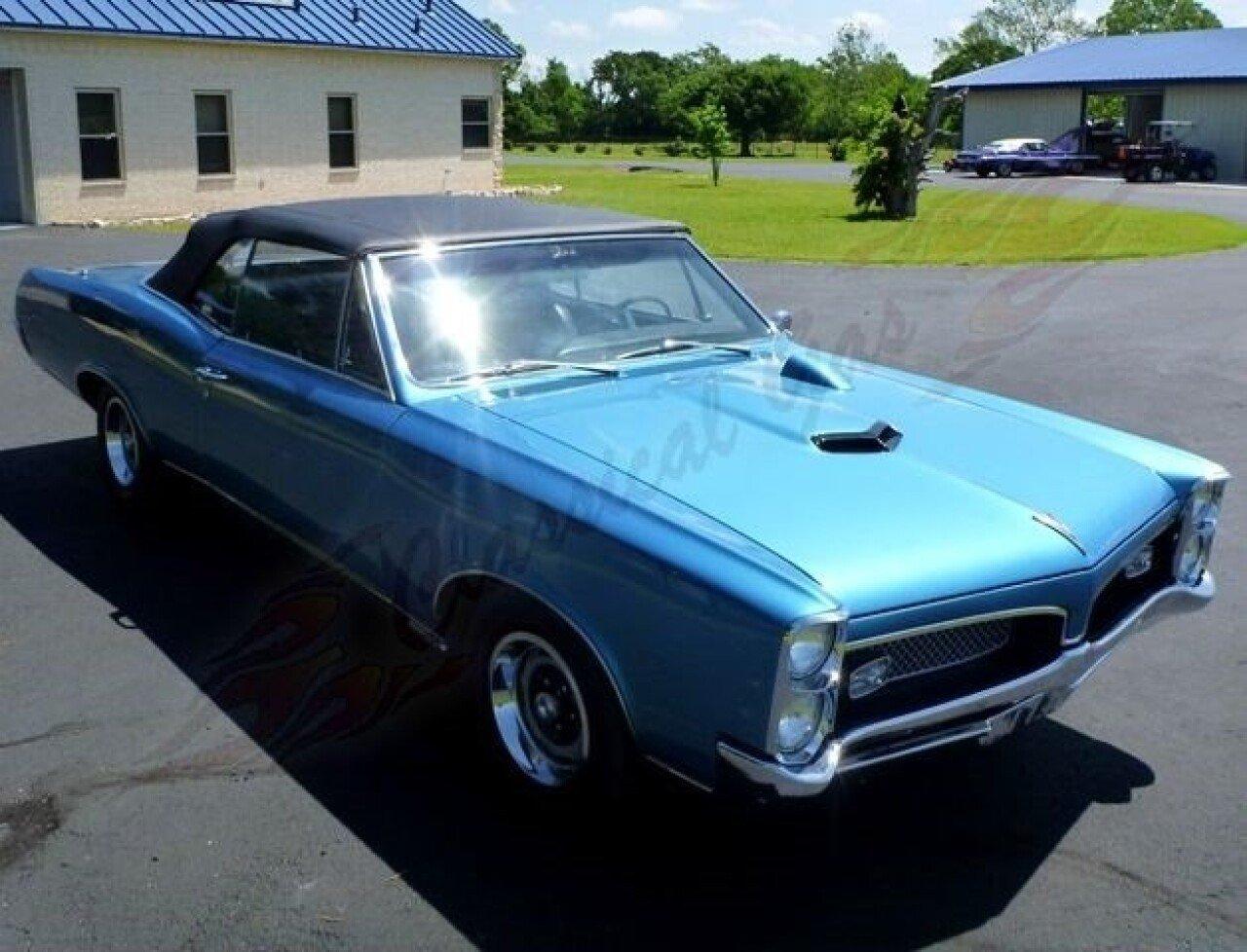 1967 Pontiac Gto 400 Project Car For Sale: 1967 Pontiac GTO For Sale Near Arlington, Texas 76001