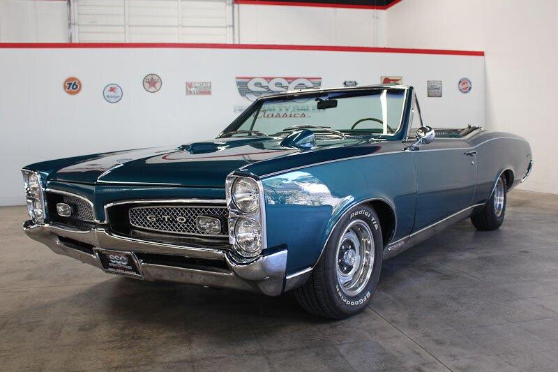 1967 Pontiac GTO For Sale 100911495