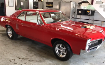 1967 Pontiac GTO for sale 100875143