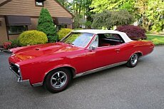 1967 Pontiac GTO for sale 100766349