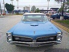 1967 Pontiac GTO for sale 100780495