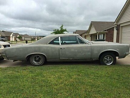 1967 Pontiac GTO for sale 100828493