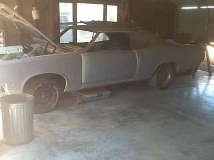 1967 Pontiac GTO for sale 100861769