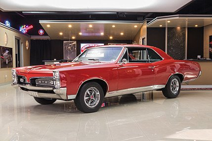 1967 Pontiac GTO for sale 100905713