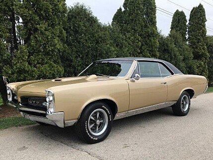 1967 Pontiac GTO for sale 100907900