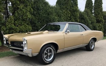1967 Pontiac GTO for sale 100907900